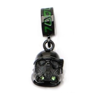 Disney Jewelry - NWT Star Wars Rogue One Death Trooper Charm